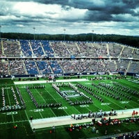 Rentschler Field - College Football Field in East Hartford