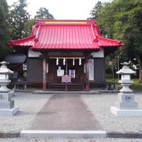 Photo taken at 冨知神社 by Wander C. on 12/4/2011