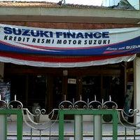 Photo taken at Suzuki finance by Imanda R. on 11/16/2011