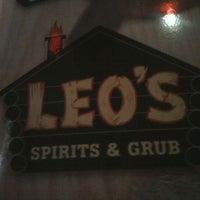 Photo taken at Leo's Spirits & Grub by Jacob D. on 9/18/2011