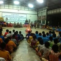 Photo taken at Pasak Scout Camp & Resort by Fang K. on 3/1/2012