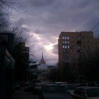 Photo taken at Проточный переулок by Elena V. on 4/17/2012