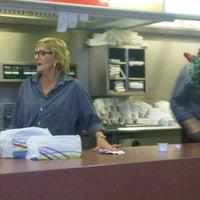Photo taken at Regina Diner by Jan Peter B. on 4/9/2012