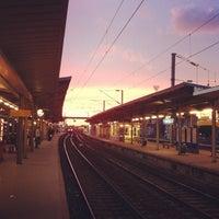 Photo taken at Gare SNCF de Clichy Levallois by Julien T. on 5/11/2012