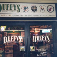 Photo taken at Duffy's Sports Grill by Travis J. W. on 8/12/2012