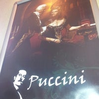 Photo taken at Bar Puccini by Francisco A. on 6/12/2012