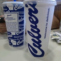Photo taken at Culver's by Alan on 7/13/2012