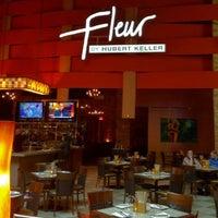 Photo taken at Fleur by Hubert Keller by E  O. on 7/6/2012
