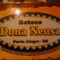 Foto tirada no(a) Boteco Dona Neusa por Cauane B. em 5/1/2012