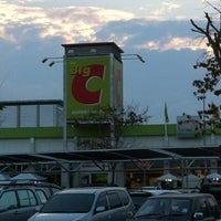 Photo taken at Big C by bordin P. on 3/17/2012