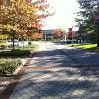 Photo taken at Stony Brook University by Vicente O. on 10/28/2011