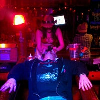 Photo taken at Crazy Horse Saloon by James B. on 1/7/2012