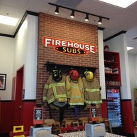 Photo taken at Firehouse Subs by Andy T. on 8/11/2012
