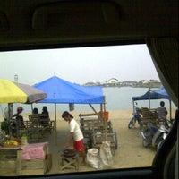Photo taken at Danau OPI Jakabaring by Patricia Madjid on 10/2/2011