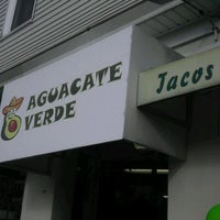 Photo taken at Aguacate Verde by Max R. on 11/11/2011
