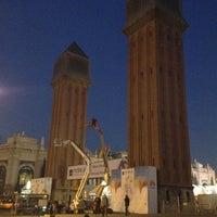 Photo taken at Fira de Barcelona by Marcos F. on 2/26/2012