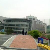 Photo taken at 신한은행연수원 by SW P. on 5/2/2012