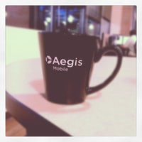 Photo taken at Aegis Mobile by Mike G. on 10/17/2011