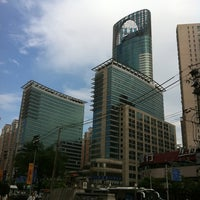 Photo taken at Pullman Shanghai Skyway Hotel by Jeongmin K. on 7/18/2011