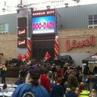 Photo taken at Kansas City Live! by Jonathan P. on 9/17/2011