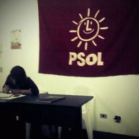 Photo taken at Sede do PSOL Curitiba by Peterson P. on 9/13/2011