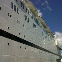 Photo taken at MSC Melody Cruiseliner by Tarryn B. on 12/11/2011