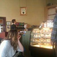 Photo taken at Portfolio Coffeehouse by John G. on 1/27/2012
