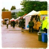 Photo taken at Surrey Urban Farmers Market by Lessy L. on 6/13/2012
