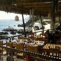 Photo taken at Restaurant Miramar by Adita on 9/17/2011
