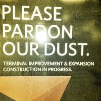 Photo taken at Terminal C by Drew N. on 4/21/2012