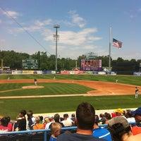 Photo taken at Fifth Third Ballpark by Trisha V. on 6/24/2012