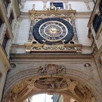 Photo prise au Gros Horloge par Marie-Eve V. le8/12/2012