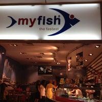 9/3/2012 tarihinde Yaşın E.ziyaretçi tarafından My Fish'de çekilen fotoğraf
