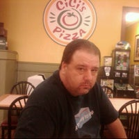 Photo taken at Cicis by Tracy D. on 6/4/2011