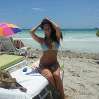 Photo taken at The Perry South Beach Hotel by Izabela S. on 6/16/2012