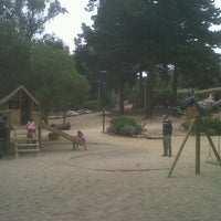 Photo taken at Plaza Cachagua by M C. on 11/1/2011