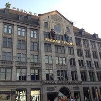 8/18/2012 tarihinde Alexey R.ziyaretçi tarafından Madame Tussauds'de çekilen fotoğraf