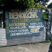 Photo taken at Benok by lorenzo ruiz d. on 9/4/2012