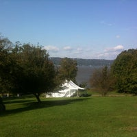 Photo taken at Sunnyside: Home of Washington Irving by Teresa O. on 10/15/2011