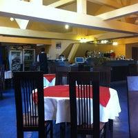 Photo taken at Restaurant Izabella Vendéglö by airboy a. on 9/18/2011