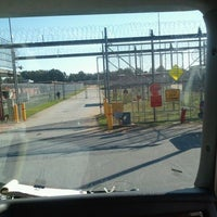 Photo taken at Nash Correctional Institution by Desiree F. on 10/27/2011
