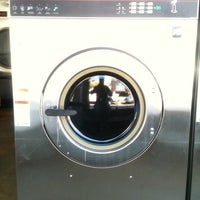 Photo taken at 30th Street Coin Laundry by Marty H. on 3/22/2012