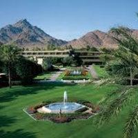 Photo taken at Arizona Biltmore, A Waldorf Astoria Resort by Moe A. on 7/16/2011