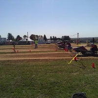 Photo taken at Wausau Grass Drags & Swap Meet by Dale V. on 10/2/2011