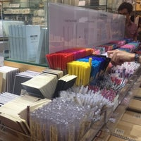 Photo taken at MUJI by Stephanie M. on 7/29/2012