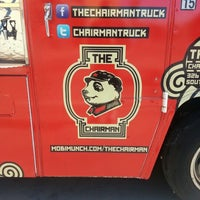 Photo taken at The Chairman Truck by Ron on 8/21/2012