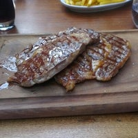 Photo taken at Günaydın Kasap & Steakhouse by Haksta on 8/15/2012