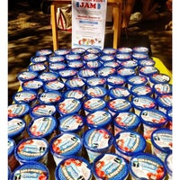 Photo taken at Boston Public Library - South End Branch by Ben & Jerry's Truck East on 8/27/2012