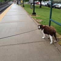 Photo taken at SEPTA Pennbrook Station by Royce on 6/12/2012