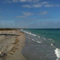 Photo taken at Dania Beach Pier by Richard B. on 3/13/2011